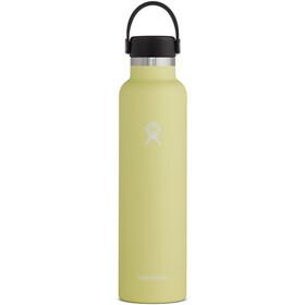 Hydro Flask Standard Mouth Borraccia Con Tappo Standard Flex 709ml, giallo